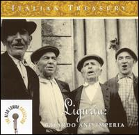 Italian Treasury: Liguria-Baiardo and Imperia von Alan Lomax