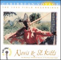 Caribbean Voyage: Nevis and St. Kitts Tea Meetings von Alan Lomax