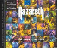 Homecoming: Greatest Hits Live in Glasgow von Nazareth