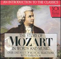 Story of Mozart in Words and Music von Wolfgang Amadeus Mozart