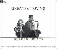 Golden Greats: Greatest Swing von Various Artists