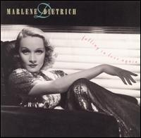 Falling in Love Again [MCA] von Marlene Dietrich