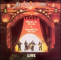 Magic in the Air/Caught in the Act von Lindisfarne