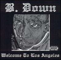 Welcome to Los Angeles von B. Down