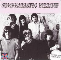 Surrealistic Pillow von Jefferson Airplane