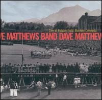 Live at Folsom Field, Boulder, Colorado von Dave Matthews