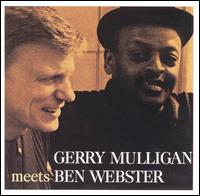 Gerry Mulligan Meets Ben Webster von Gerry Mulligan