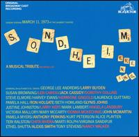 Sondheim: A Musical Tribute von Various Artists