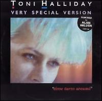 Time Turns Around [Special Edition] von Toni Halliday