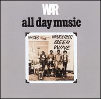 All Day Music von War