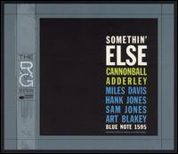 Somethin' Else [RVG Edition] von Cannonball Adderley