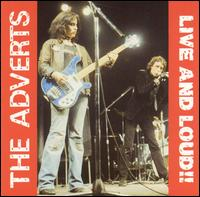 Live and Loud!! [Link] von The Adverts