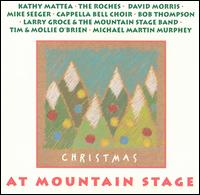 Christmas at Mountain Stage von Various Artists