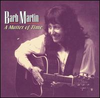 Matter of Time von Barbara Martin