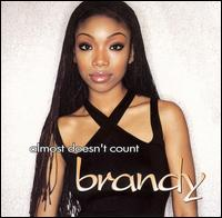 Almost Doesn't Count [Japan CD EP] von Brandy