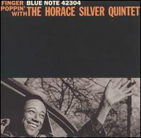 Finger Poppin' with the Horace Silver Quintet von Horace Silver