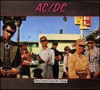 Dirty Deeds Done Dirt Cheap von AC/DC