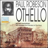 Othello by William Shakespeare von Paul Robeson