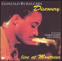 Discovery: Live at Montreux von Gonzalo Rubalcaba