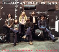 Fillmore Concerts von The Allman Brothers Band