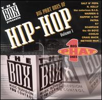 Big Phat Ones of Hip Hop, Vol. 1 von Various Artists