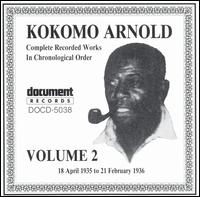 Complete Recorded Works, Vol. 2 (1935-1936) von Kokomo Arnold