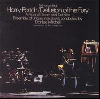 Harry Partch: Delusion of the Fury von Harry Partch
