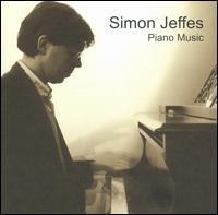 Simon Jeffes: Piano Music von Simon Jeffes