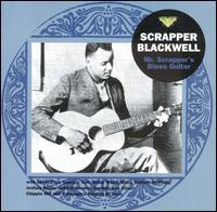 Mr. Scrapper's Blues Guitar von Scrapper Blackwell