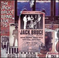 Live at the Manchester Free Trade Hall von Jack Bruce