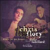 Blues in My Heart von Chris Flory