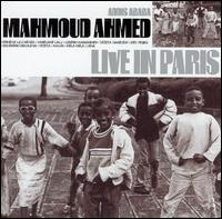 Live in Paris von Mahmoud Ahmed