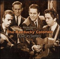 Live in Stereo von The Kentucky Colonels