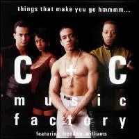 Things That Make You Go Hmmmm [CD Single] von C+C Music Factory