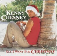 All I Want for Christmas Is a Real Good Tan von Kenny Chesney