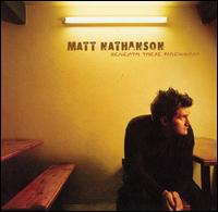 Beneath These Fireworks von Matt Nathanson