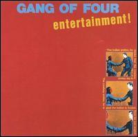 Entertainment! von Gang of Four