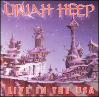 Live in the USA von Uriah Heep
