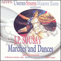 United States Marine Band Performs Sousa Marches von John Philip Sousa
