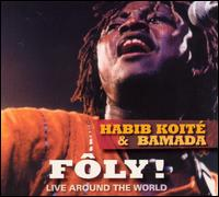 Foly! Live Around the World von Habib Koité