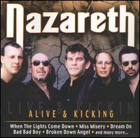Alive and Kicking von Nazareth