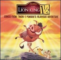 Lion King 1 1/2 von Various Artists