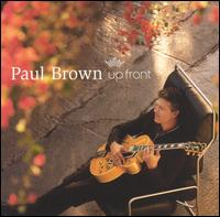 Up Front von Paul Brown