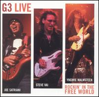 G3 Live: Rockin' in the Free World von Joe Satriani