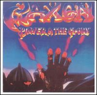 Power & the Glory von Saxon