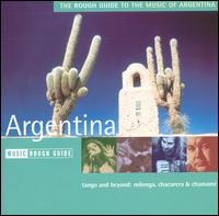 Rough Guide to the Music of Argentina von Various Artists