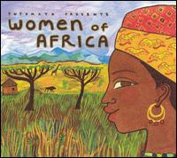 Putumayo Presents: Women of Africa von Various Artists