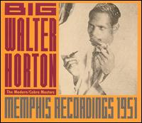 Memphis Recordings: 1951 von Big Walter Horton