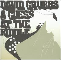 Guess at the Riddle von David Grubbs