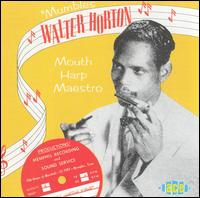 Mouth Harp Maestro von Big Walter Horton